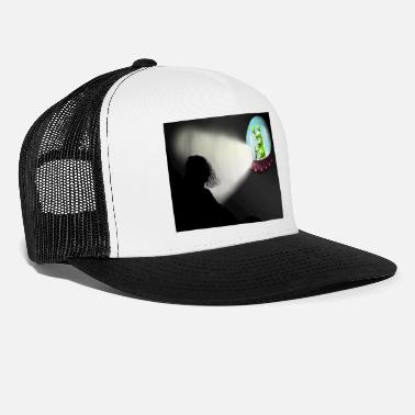 Alien Attack - Trucker Cap