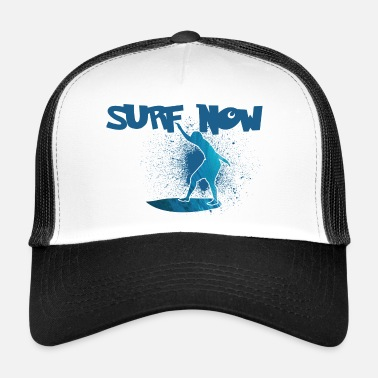 5 Stars surf now 5 01 - Trucker Cap