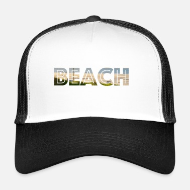 BEACH - Trucker Cap
