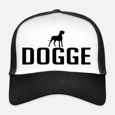 Deutsche Dogge DOGGE dog - Trucker Cap