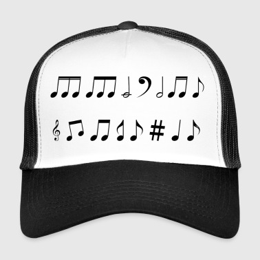 music - Trucker Cap