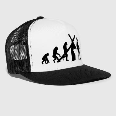 Evolution-uskonto - Trucker Cap