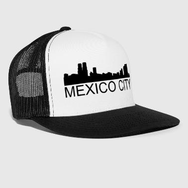 Mexico - Skyline - Trucker Cap