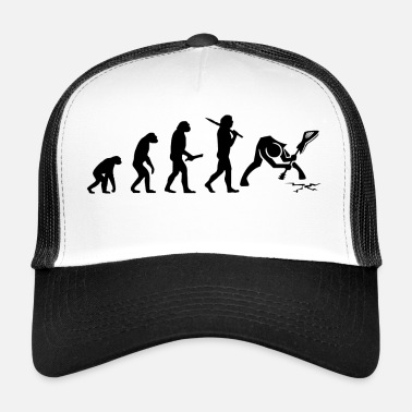 Metal Evolution Progress Development Rock Star Heavy - Gorra de camionero