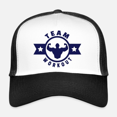 Workout Team workout - Trucker Cap