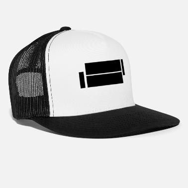 Bar bar - Cappello trucker