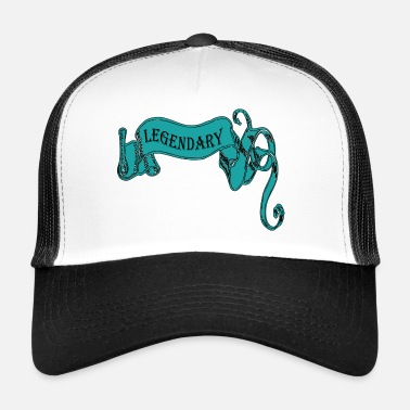 Legendär Legendär, - Trucker Cap