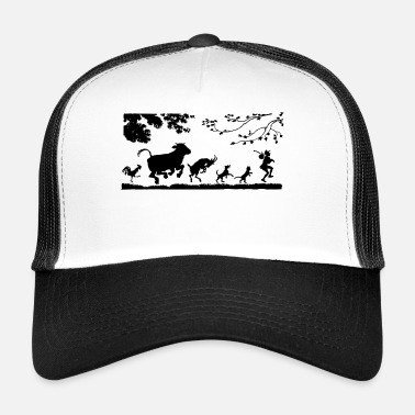 Animal animaux - Trucker Cap