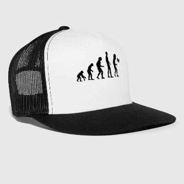 Evolution Donald Trump - Trucker Cap