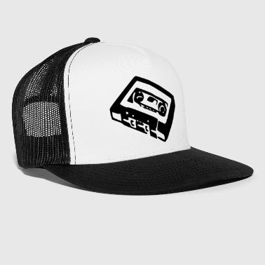 Cassette Old School - Trucker Cap