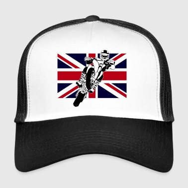 Supermoto - Union Jack - Trucker Cap