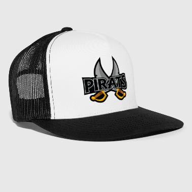 pirater - Trucker Cap
