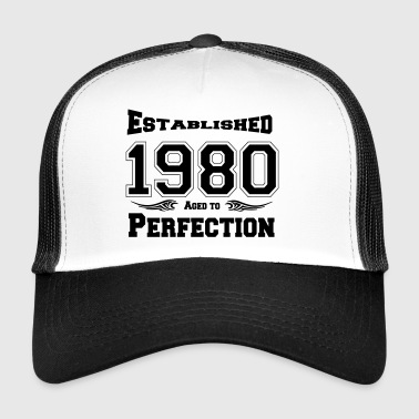 1980 Established - Trucker Cap