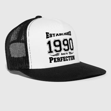 1990 Established - Trucker Cap