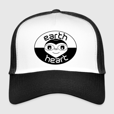 earth - Trucker Cap