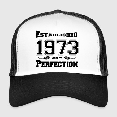 1973 Established - Trucker Cap