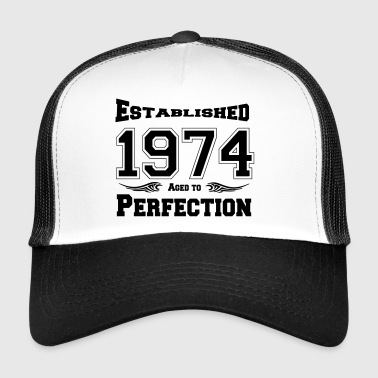 1974 Established - Trucker Cap