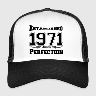 1971 Established - Trucker Cap