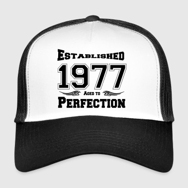 1977 Established - Trucker Cap