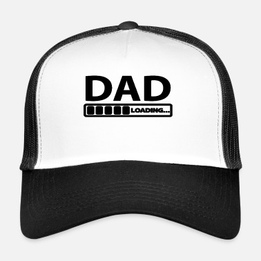 Dad DAD - Cappello trucker