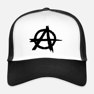 Anarchie anarchie - Trucker Cap
