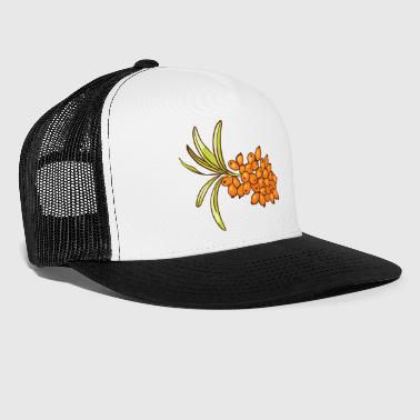Buckthorn Willow Dart Audorn Pheasant Berry - Trucker Cap