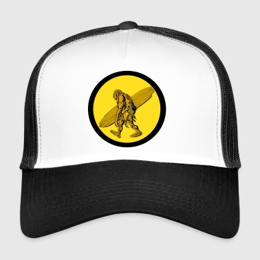Surfer TROGLO SURF - Trucker Cap