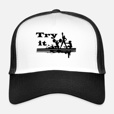 Try Try it - Trucker Cap