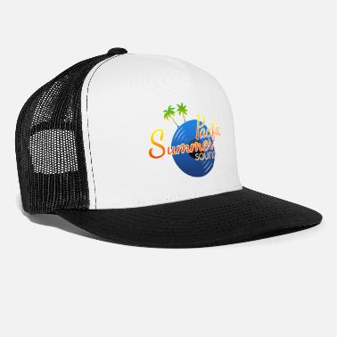 Sound pacific summer sound - Casquette trucker