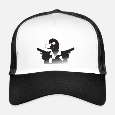Hitman Hitman Do Mafii - Trucker Cap
