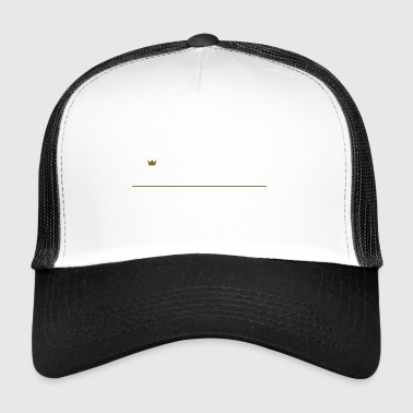 roi de barbecue - Trucker Cap