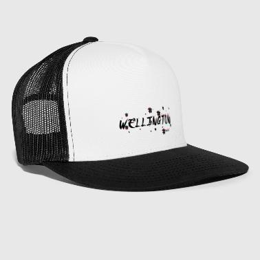 Wellington # 3d - Trucker Cap