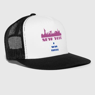 I Was There NewYork - Trucker Cap