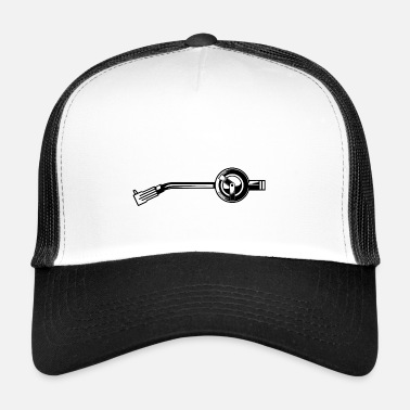 Turntable DJ Turntable - Trucker Cap