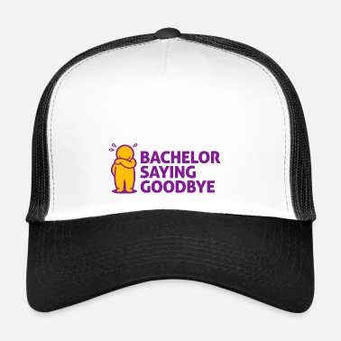 Stag Night A Bachelor Saying Goodbye! - Trucker Cap