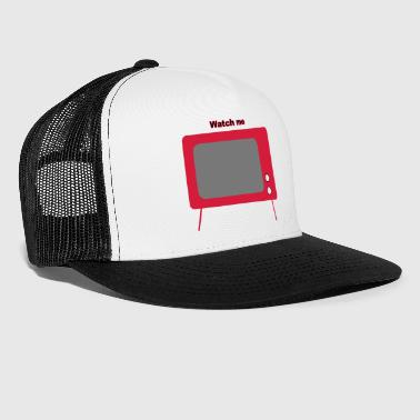 old television - Trucker Cap