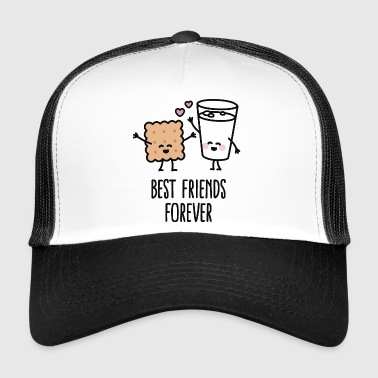 Beste Freunde Best friends forever - Trucker Cap