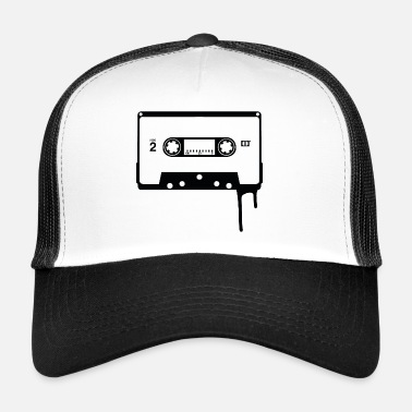 Audio Old School Cassette Audio - Trucker Cap