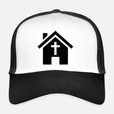 Islam god gott church kirche bible bibel wedding hochzei - Trucker Cap
