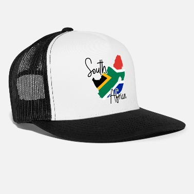South Africa South Africa - Trucker Cap