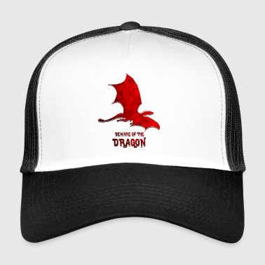 The Red Dragon - Trucker Cap