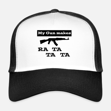 Assault Rifle Assault rifle - Trucker Cap