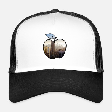 Imperium New York City's Big Apple Empire State Building - Trucker Cap