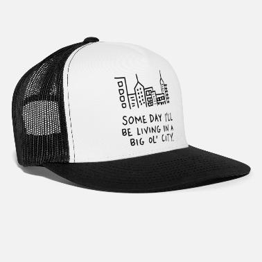South East Asia Swift Mean Graphic - Trucker Cap