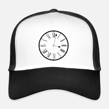 Clock Kello / Clock - Trucker Cap