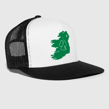 Cork st patrick's day - Trucker Cap