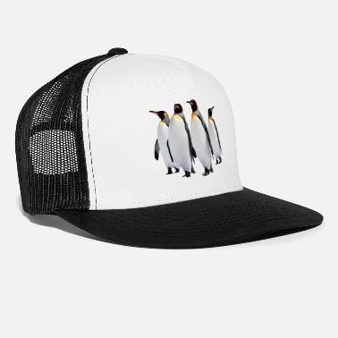 Sibosssr Penguins - Trucker Cap