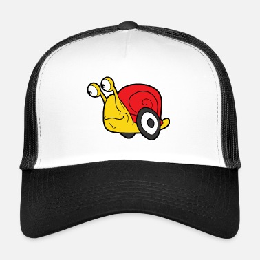 Coquille D Escargot Coquille d'escargot d'escargot - Trucker Cap