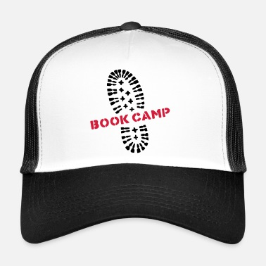 Writer Book Camp - Trucker Cap