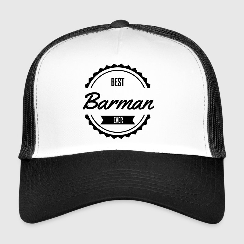best barman - Trucker Cap